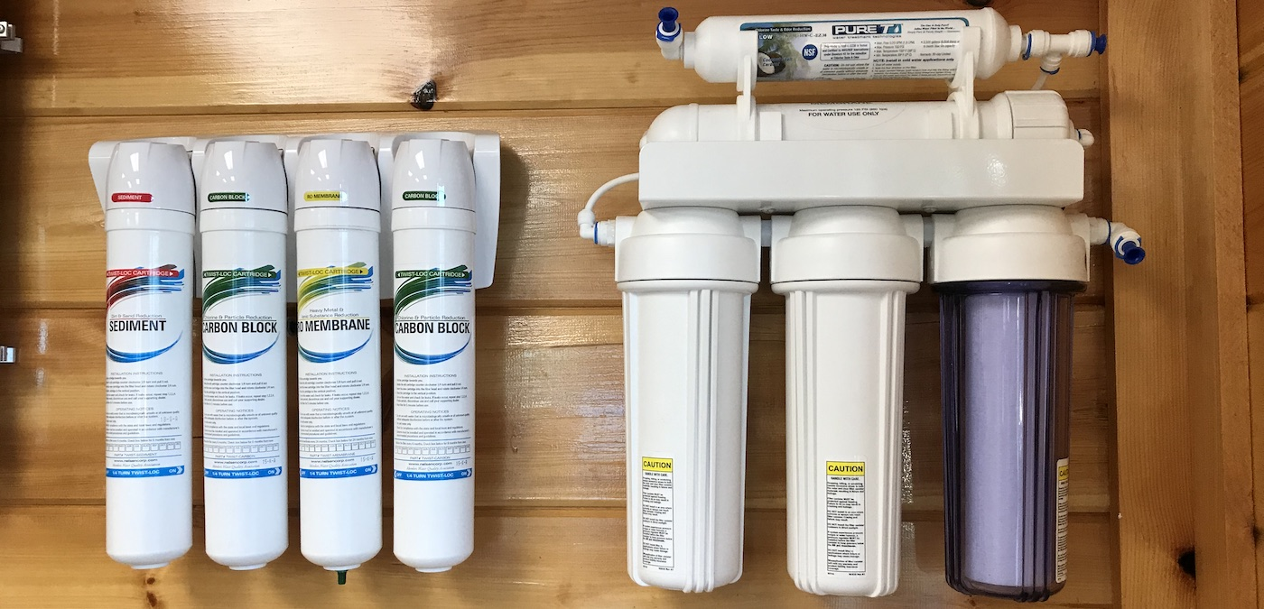 Calcite Neutralization - King Pure Water is the areas premier water purification company, that specializes in soft water, reverse osmosis, and other commercial and residential water purification needs.  If you have hard water that is discolored or smells like rotten eggs we can help.